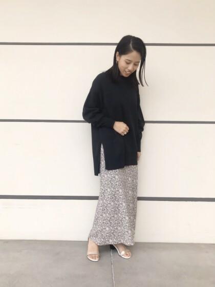 ★★人気の花柄スカート★★