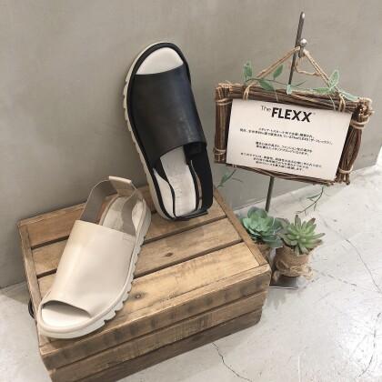 【 The FLEXX 】☆ サンダル入荷