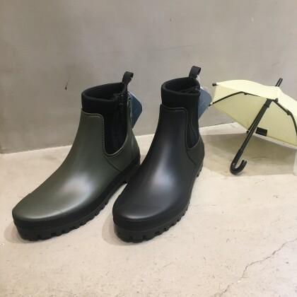【IGOR】雨の日のお出かけに!新作レインブーツ