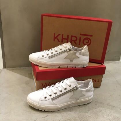 【KHRIO】星柄がポイントで可愛い!イタリア発スニーカー