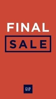 Final Sale 開催中!!