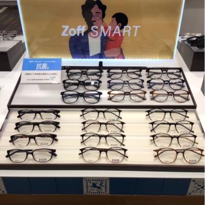新作の Zoff SMARTシリーズ入荷!