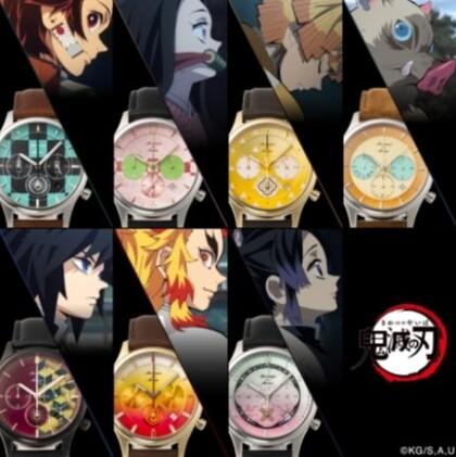 【鬼滅の刃×TiCTAC コラボ腕時計】発売決定!