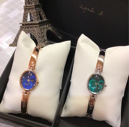 女性へのプレゼントには腕時計!!Vol.3【アニエスべー】