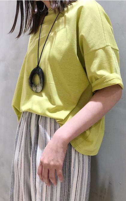 〜毎年人気のリラックスTシャツ〜