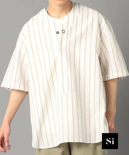 新ブランド【Si/エスアイ】のベースボールシャツ!