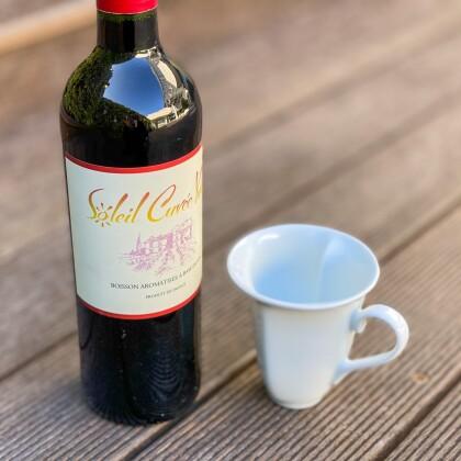 がんばった日はほっとワインで癒されませんか?