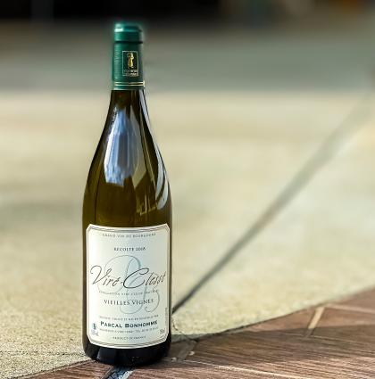 白ワインの女王💖年間通して、ご案内出来ないブルゴーニュの白ワイン