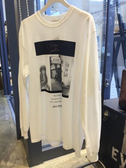 ☆good rock speed 新作Tシャツ☆