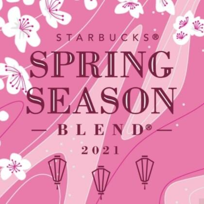 Starbucks®️ Spring Season Blendのご紹介