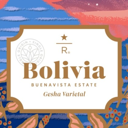 Bolivia Buena Vista Estate Gesha Varietalのご紹介
