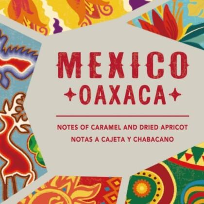 Starbucks®️ Mexico Oaxacaのご紹介
