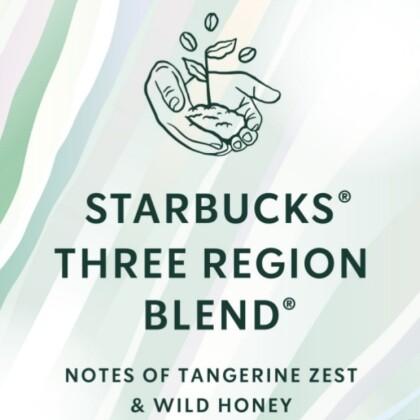 Starbucks Three Region Blend®️のご紹介