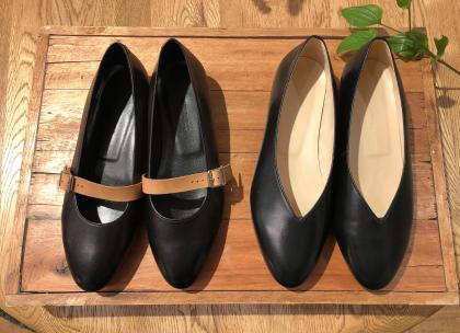 靴職人 花谷さんの靴