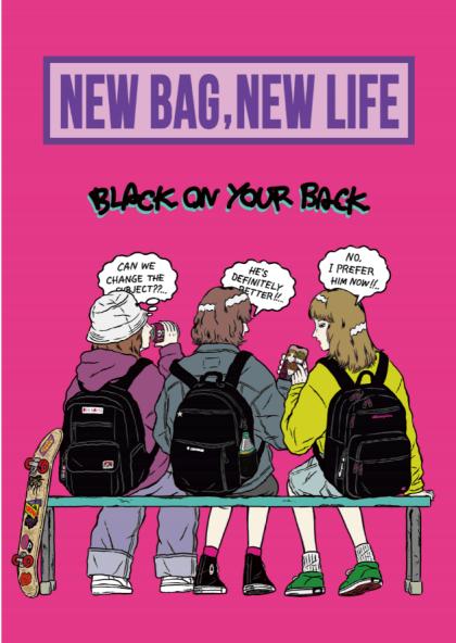 【NEW BAG, NEW LIFE】 プロモーション