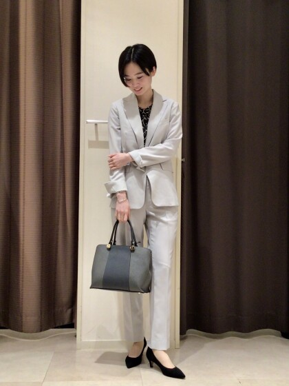 【Ladies】万能☆シンプルセットアップスーツ