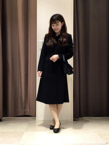 【Ladies】レディスフォーマルのご紹介〜セットアップスーツ編〜