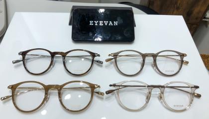 「EYEVAN」フレーム商品紹介Part10