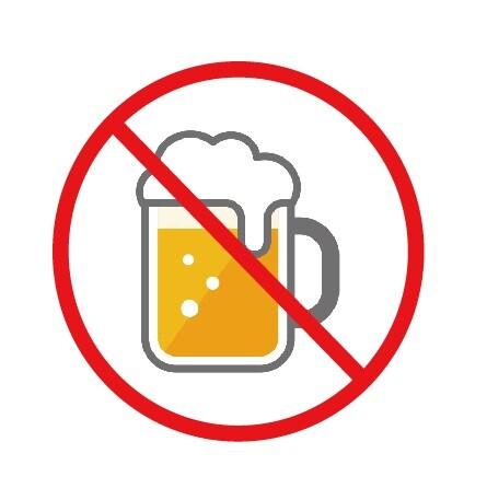 【お知らせ】飲食店舗 酒類提供休止のご案内