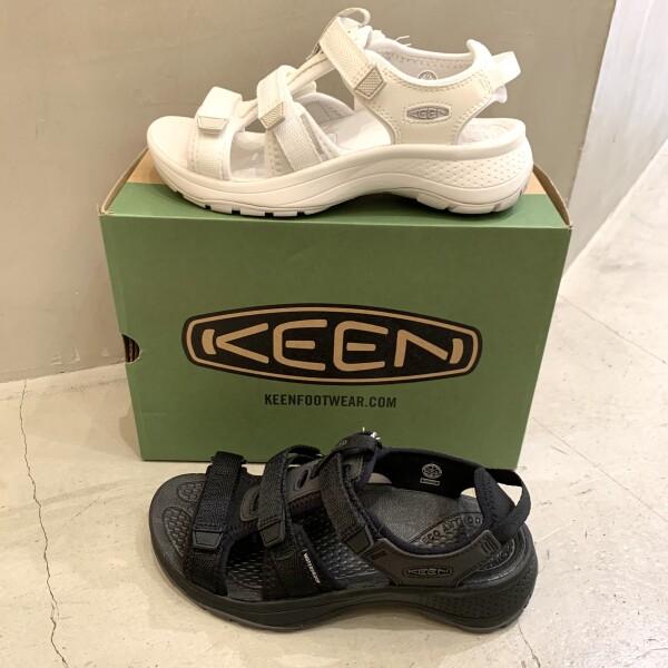 【KEEN】靴を超えたサンダル!