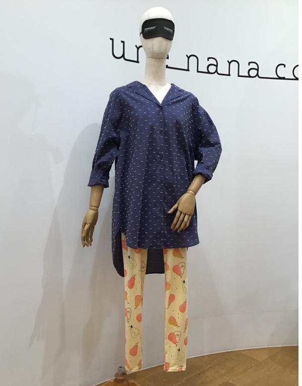 秋の夜長はお気に入りのパジャマで♪