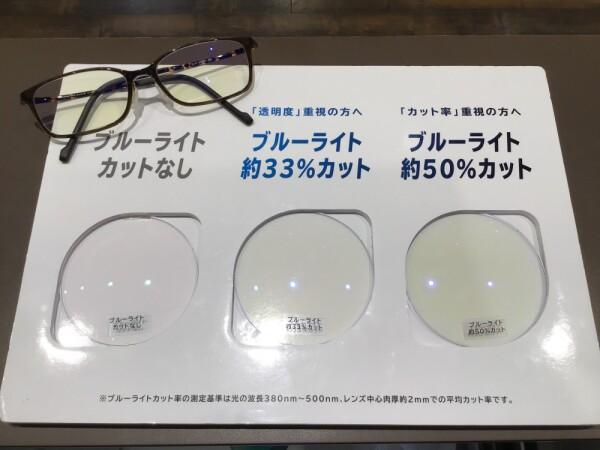 ブルーライトカットレンズが追加料金0円になりました!