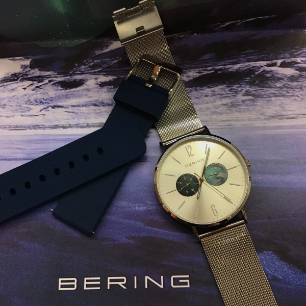 【限定】新作!BERING『Northen Lights』