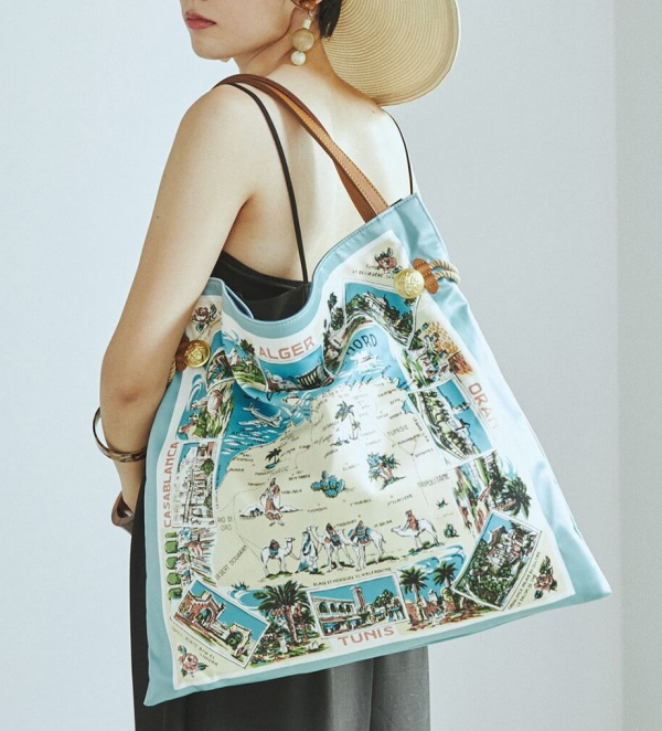 旅するバッグ♪