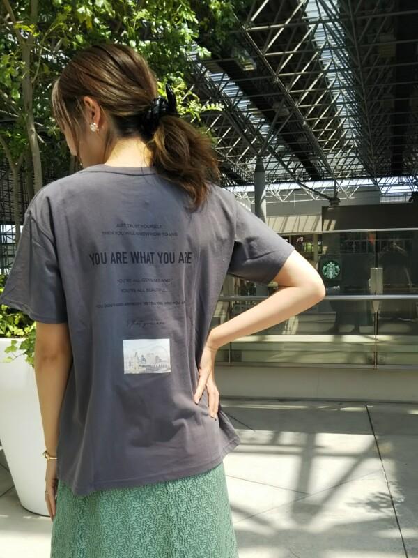 ♡ロゴTシャツ♡