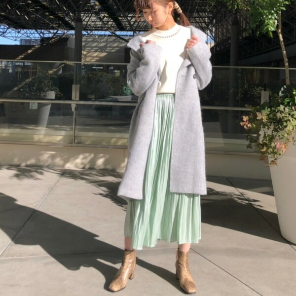 ♡人気のシャイニースカート再入荷♡