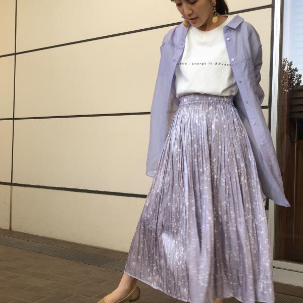 ♡春シアーシャツ♡2♡
