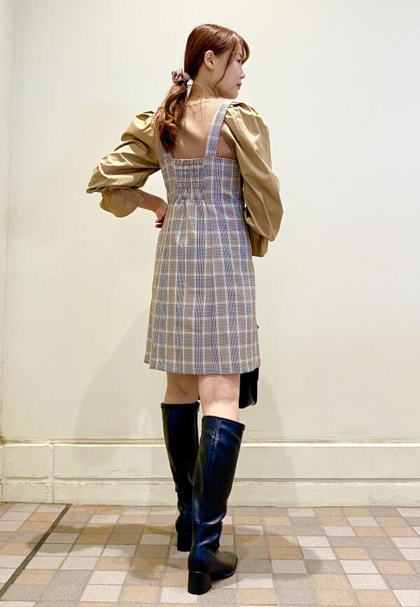 ♡秋のジャンパースカート♡