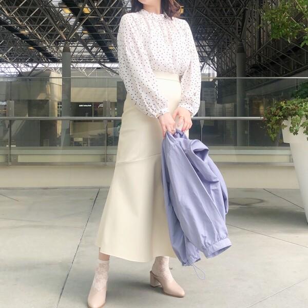♡ブラウス×スカート♡