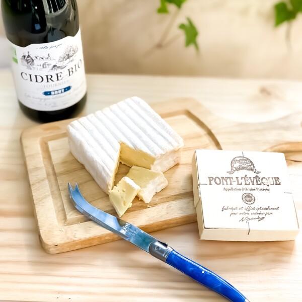 ノルマンディー産マイルドチーズ!