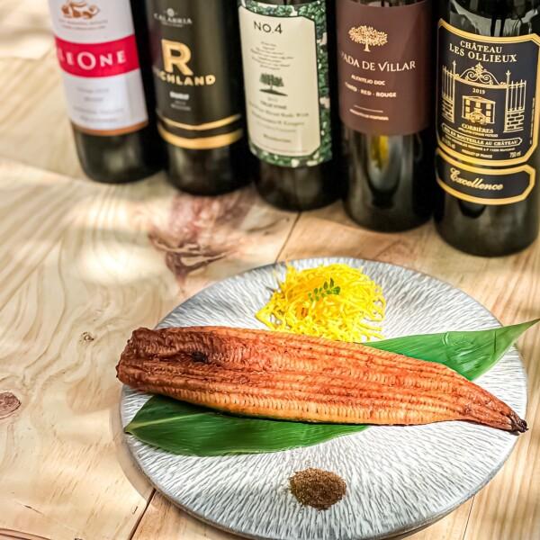 【おさかなとワイン】ウナギ×赤ワイン【検証第2弾!】