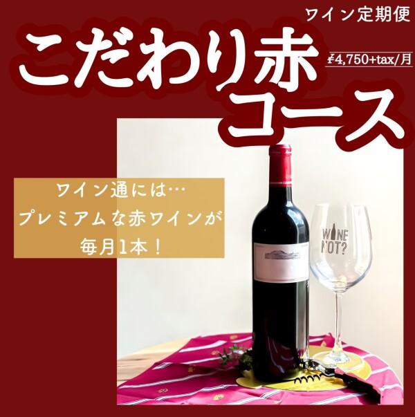 お得においしいワインを毎月手に入れる方法があるんデス🍷
