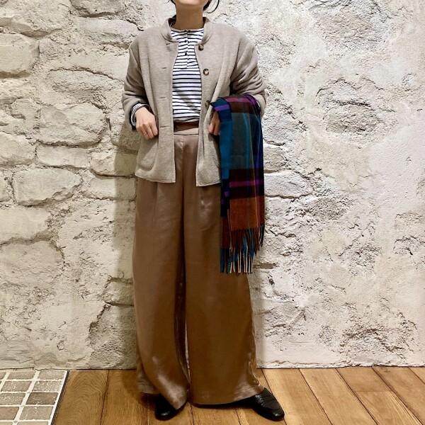 ◇◇ Mao-collar JACKET ◇◇