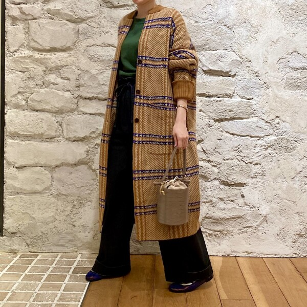 ◇◇ Wool brend JACQUARD ◇◇