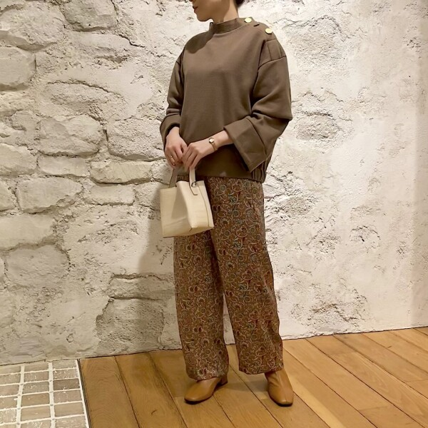〇〇 W face pullover 〇〇