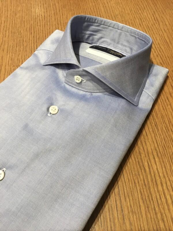 限定のドレスシャツ『ITALIAN FABRICS🇮🇹』