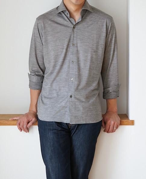 テレワークが増えた大切な人へ ーバレンタインにもおすすめのシャツー