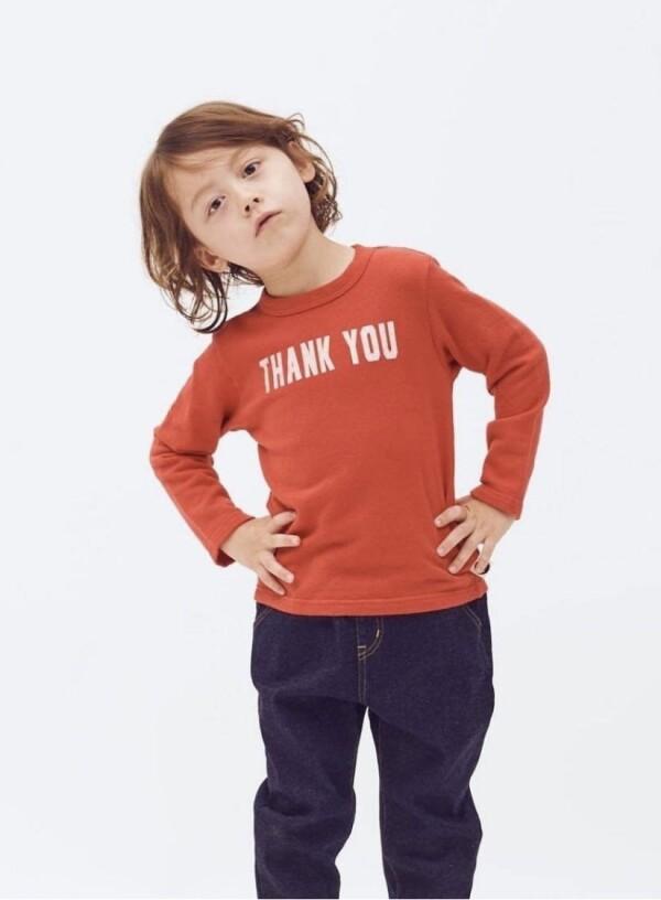 【ありがとうロングTシャツ】