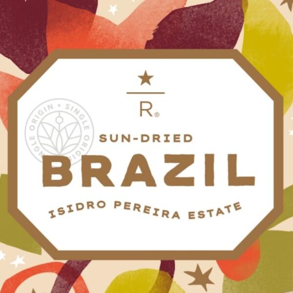 Sun-dried Brazil Isidro Pereira Estateのご紹介