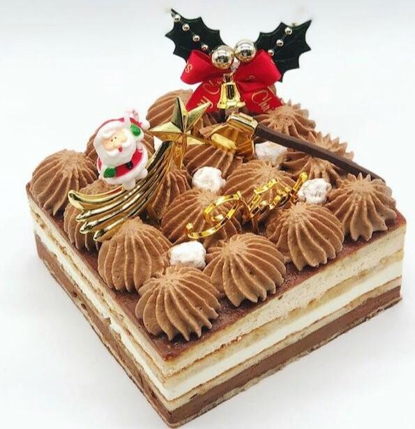 クリスマスケーキの配送!マルジョレーヌ