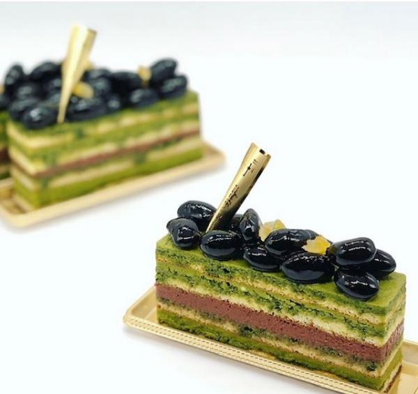 新作ケーキ その名は ~歌舞伎~