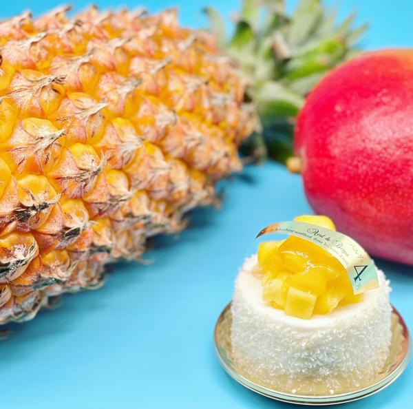 夏の新作 南国の味 トロピック