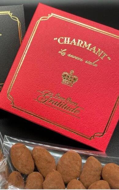 バレンタイン限定商品 アマンドショコラ