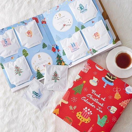 クリスマス限定の紅茶やお菓子を楽しみませんか?