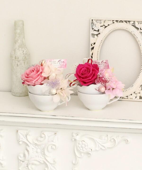 5月9日の母の日におすすめ♪長く楽しめるお花のプリザーブドフラワーが入荷致しました!