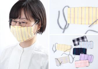 「DELFONICS オリジナルマスク」 入荷